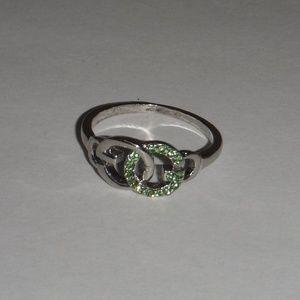 GG Fashion Ring-Green
